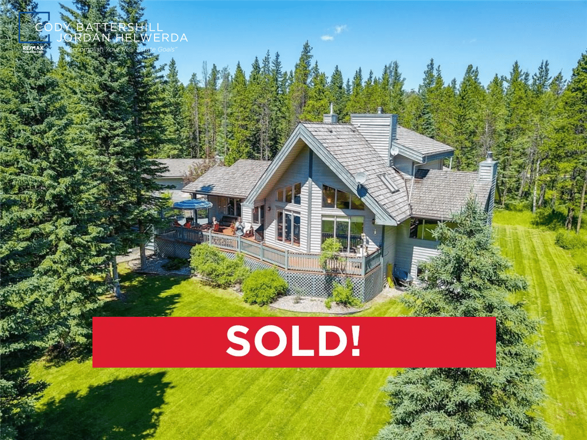 bragg creek calgary real estate home for sale sold